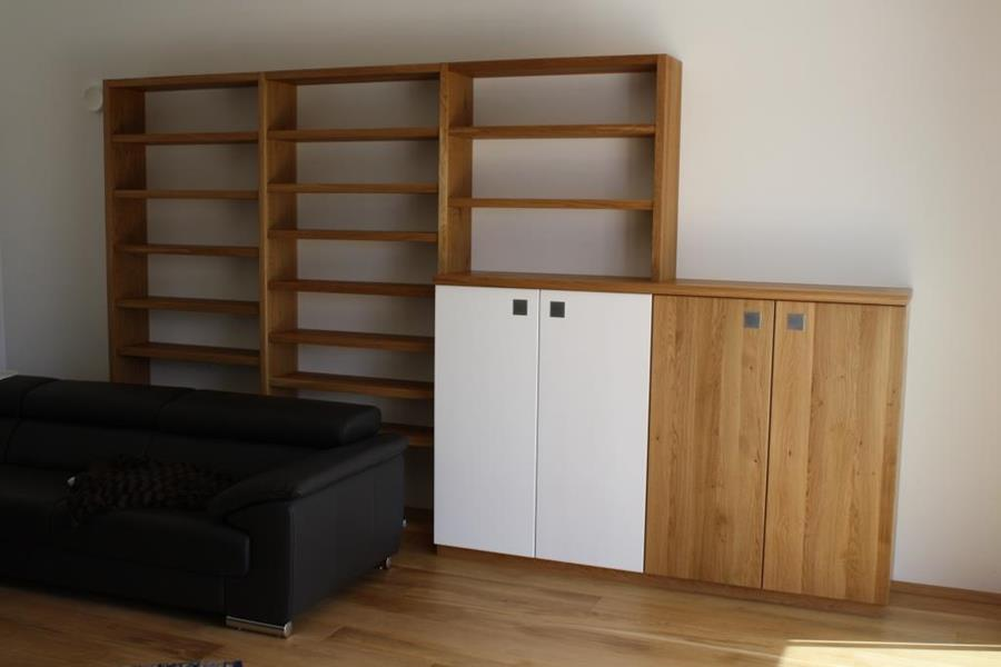 b cherwand in massivholz. Black Bedroom Furniture Sets. Home Design Ideas